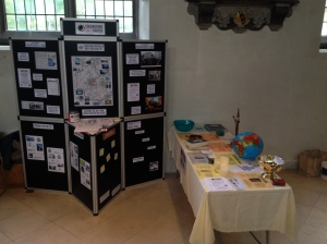 Chelmsford 24-7 display and Prayer Space demonstration