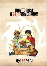 How to host a 24-7 Prayer Room