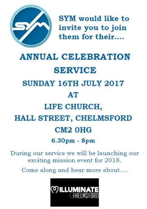 SYM Annual Celebration July 2017