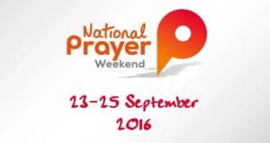 National Prayer Weekend 23-25 Sept 2016 banner 2