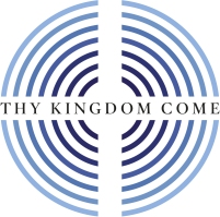 Thy Kingdom Come circular logo