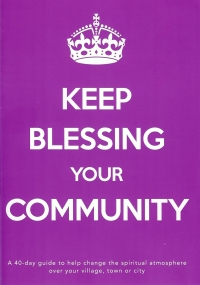keep blessing your community booklet