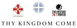 Thy Kingdom Come logo with Cathedral & 24-7