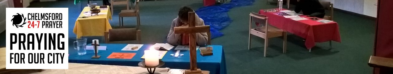 Chelmsford 24-7 Prayer
