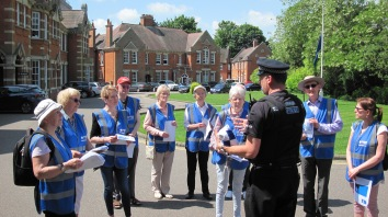Police HQ Prayer Walk 250517 (13)