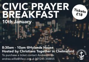Civic Prayer Breakfast 2018