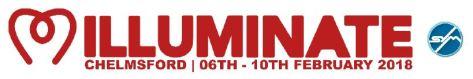 Illuminate -red & sym logos