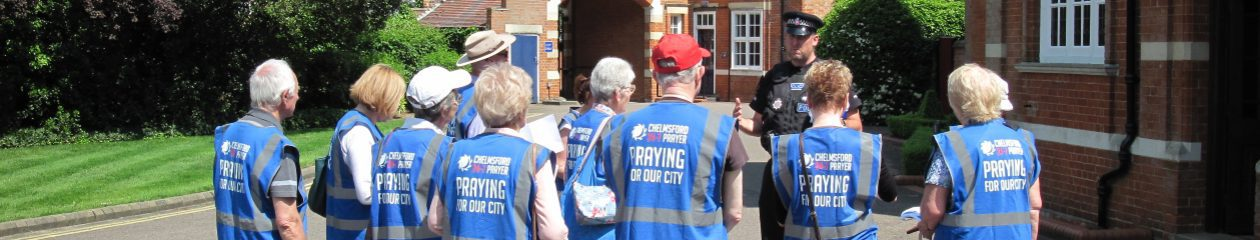 City Prayer – formally Chelmsford 24-7 Prayer