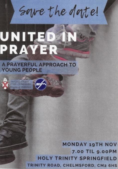United in Prayer 191118
