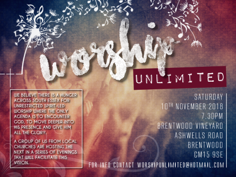Worship Unlimited 101118