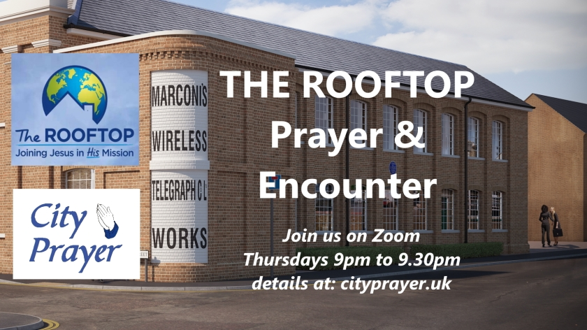 The Rooftop Prayer & Encounter